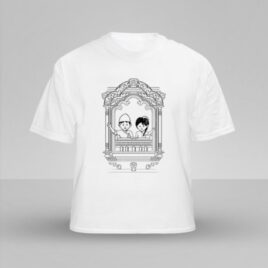 Window Print Tshirt